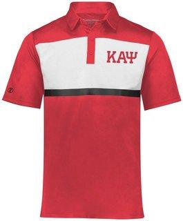 Kappa Alpha Psi Prism Bold Polo