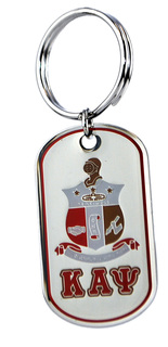 Kappa Alpha Psi Reversible Key Chains