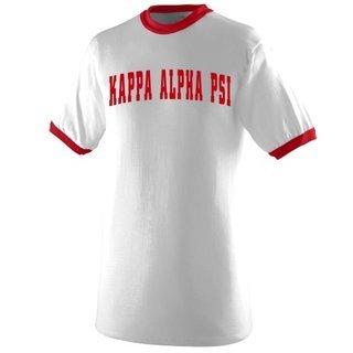 Kappa Alpha Psi Ringer T-shirt