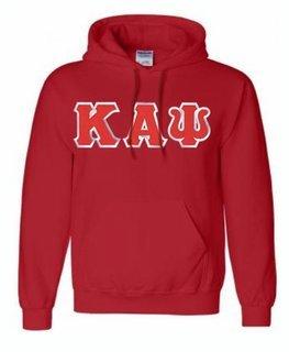Kappa Alpha Psi Sewn Sweatshirts