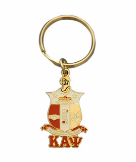 Kappa Alpha Psi Shield Key Chain