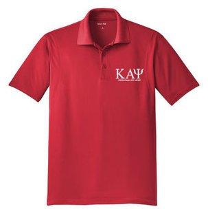 Kappa Alpha Psi Sports Polo