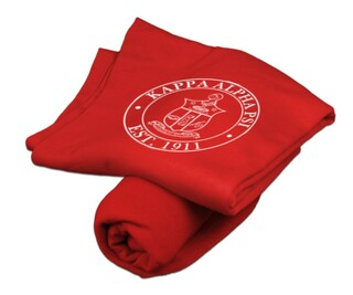 Kappa Alpha Psi Sweatshirt Blanket