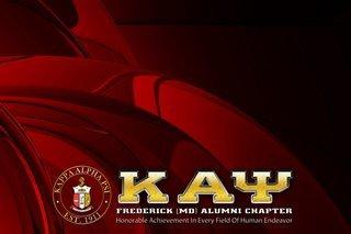Kappa Alpha Psi Tablecloth