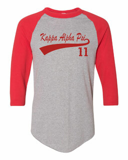 Kappa Alpha Psi Tail Year Raglan
