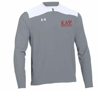 Kappa Alpha Psi Under Armour�  Men's Triumph Cage Quarter-Zip Pullover