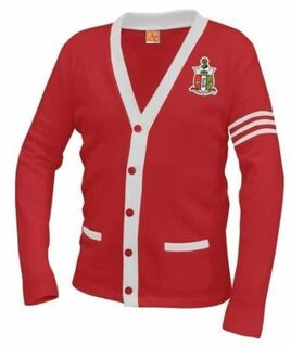 Kappa Alpha Psi Varsity Cardigan Sweater