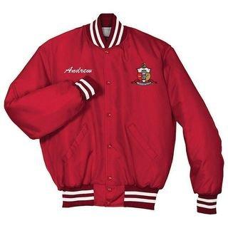 Kappa Alpha Psi Varsity Crest - Shield Jacket