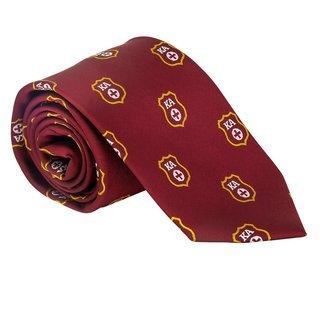 Kappa Alpha Repeating Crest Tie