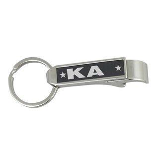 Kappa Alpha Stainless Steel Bottle Opener Key Chain