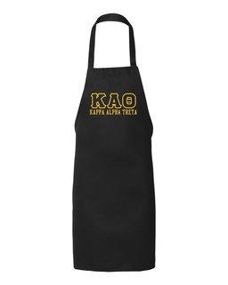 Kappa Alpha Theta Large Apron