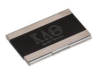 Kappa Alpha Theta Business Card Holder