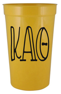 Kappa Alpha Theta Carson Stadium 22 oz. Cup