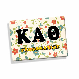 Kappa Alpha Theta Ceramic Magnet