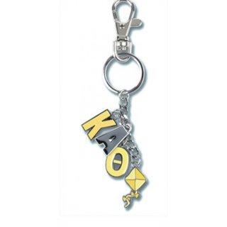 Kappa Alpha Theta Charm Key Chains