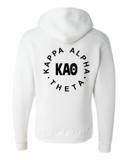 Kappa Alpha Theta Circle Hoodie