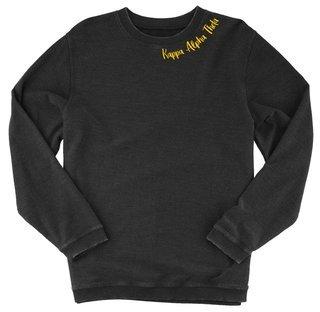 Kappa Alpha Theta Corded Pullover