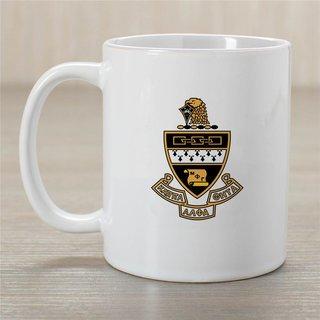 Kappa Alpha Theta Crest Coffee Mug