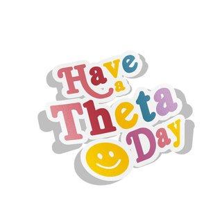Kappa Alpha Theta Day Decal Sticker