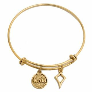 Kappa Alpha Theta Expandable Bracelet