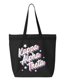 Kappa Alpha Theta Flashback Tote bag