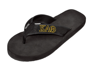 Kappa Alpha Theta Flip Flops