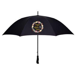 Kappa Alpha Theta Floral Umbrella