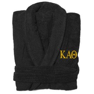 Kappa Alpha Theta Greek Letter Bathrobe