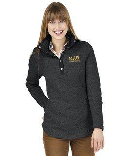 Kappa Alpha Theta Hingham Tunic Pullover