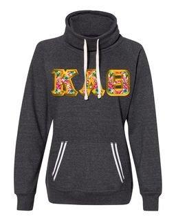 Kappa Alpha Theta J. America Relay Cowlneck Sweatshirt