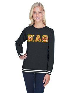 Kappa Alpha Theta J. America Relay Crewneck Sweatshirt