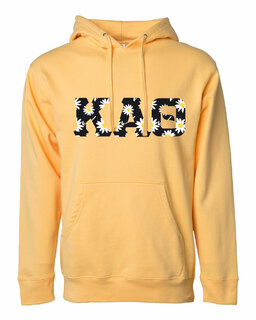 Kappa Alpha Theta Lettered Independent Trading Co. Hooded Pullover Sweatshirt