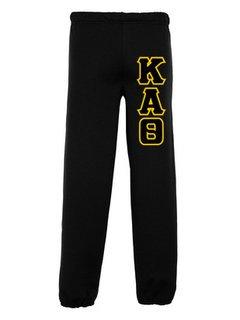 Kappa Alpha Theta Lettered Sweatpants