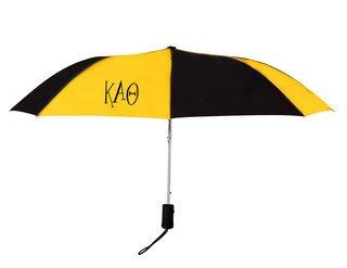 Kappa Alpha Theta Lettered Umbrella