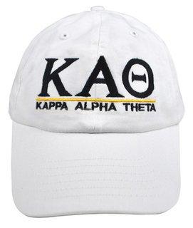Kappa Alpha Theta World Famous Line Hat
