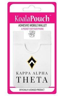 Kappa Alpha Theta Logo Koala Pouch