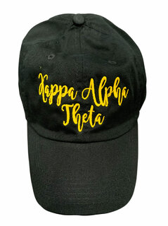 Kappa Alpha Theta Magnolia Skies Ball Cap