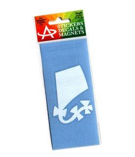 Kappa Alpha Theta Mascot Sticker