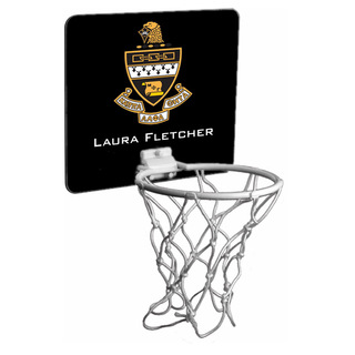 Kappa Alpha Theta Mini Basketball Hoop