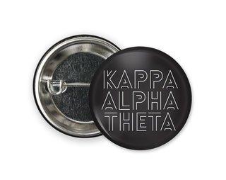Kappa Alpha Theta Modera Button