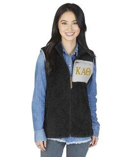 Kappa Alpha Theta Newport Fleece Vest
