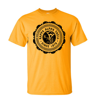 Kappa Alpha Theta Old Style Classic T-Shirt