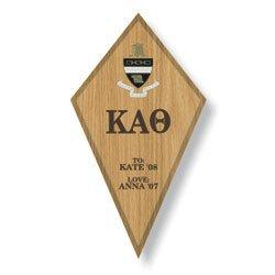 Kappa Alpha Theta Paddle / Plaque