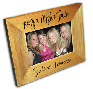 Kappa Alpha Theta Picture Frames