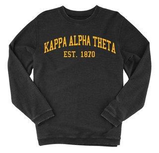 Kappa Alpha Theta Rally Corduroy Crew
