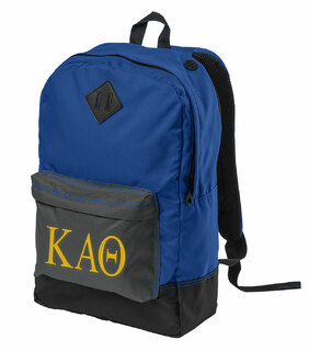 Kappa Alpha Theta Retro Backpack