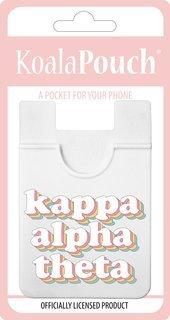 Kappa Alpha Theta Retro Koala Pouch