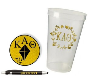 Kappa Alpha Theta Sorority Medium Pack $7.50