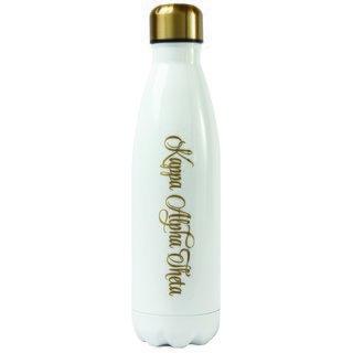 Kappa Alpha Theta Stainless Steel Shimmer Water Bottles