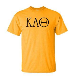 Kappa Alpha Theta University Greek T-Shirts